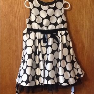 Little girls 3T rare editions party dress
